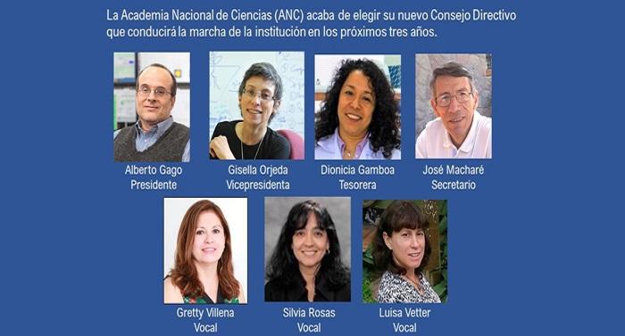 Docentes UPCH forman parte del nuevo consejo directivo de la Academia Nacional de Ciencias