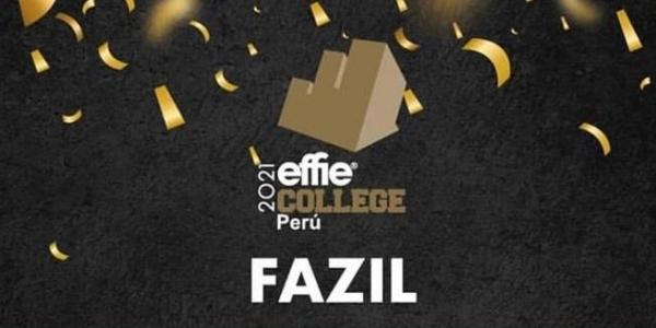 Alumnas Ulima obtienen el Premio Effie College Perú 2021
